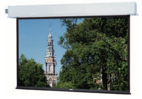 "Da-Lite 84326LS  52"" x 92"" Advantage® Electrol® HDTV Format Screen with Matte White Surface 84326LS"