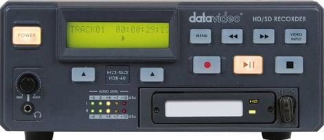 Datavideo Corporation HDR-60  1080p HD-SDI Desktop Hard Disk Recorder HDR-60