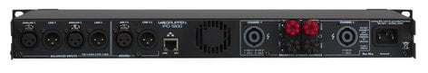 Lab Gruppen IPD 1200 600W per channel @ 4 Ohms Stereo Power Amplifier IPD-1200
