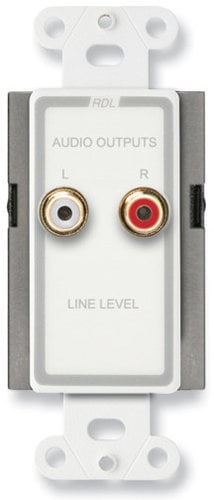 Radio Design Labs D-A2  RCA Line Output Assembly D-A2