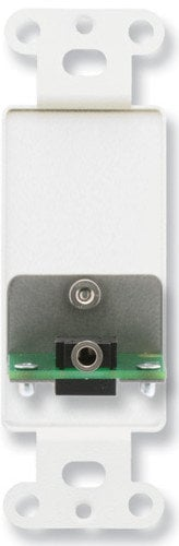 RDL D-MJPT  Mini-Jack Pass-Through Plate D-MJPT