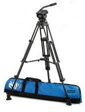 Vinten VB3-AP2M  Vision blue3 System with Pozi-loc Tripod, Mid-Level Spreader & Soft Case VB3-AP2M
