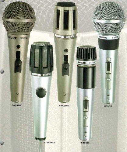 Shure 545SD-LC Cardioid Dynamic Microphone 545SD-LC