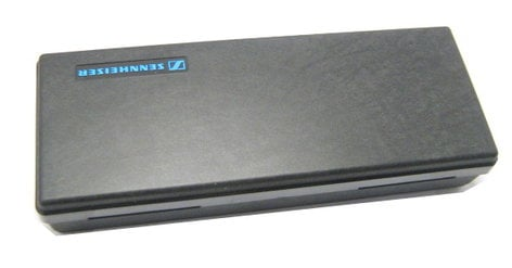 Sennheiser 512716 Black Sennheiser Microphone Case 512716
