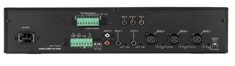 Inter-M Americas Inc MA-224USB 240-Watt Mixer Amplifier with Built in MP3 Player and USB MA-224USB