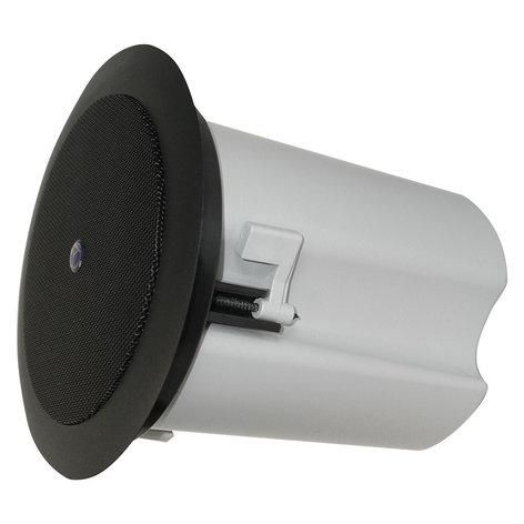"Atlas Sound FAP40T-B 4"" 16W Black Ceiling Speaker System FAP40T-B"