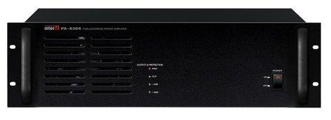 Inter-M Americas Inc PA-6324 240W 70V Commercial PA Amplifier PA-6324