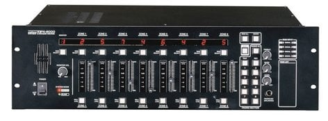 Inter-M Americas Inc PX-8000 8x8 Audio Matrix Mixer/Controller PX-8000