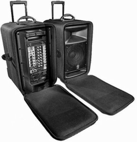 Yamaha YBSP600I  Rolling Case for STAGEPAS-600i YBSP600I