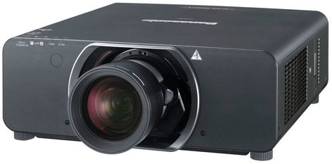 Panasonic PT-DZ10KU 10,600 Lumens WUXGA 3DLP Projector without Lens PTDZ10KU