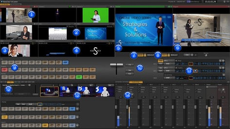 NewTek TriCaster 40 - Version 2 All-In-One Live Production Software Upgrade TC40V2U