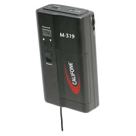 Califone International M319  Beltpack Transmitter  M319