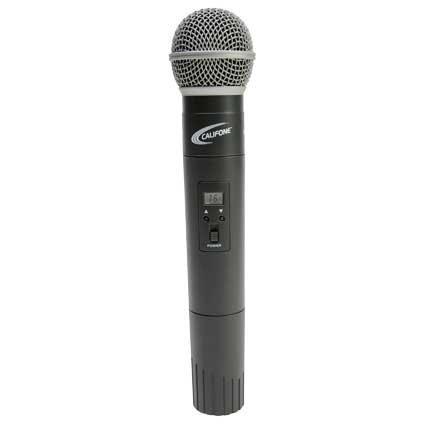 Califone International Q319  Handheld Microphone Transmitter Q319