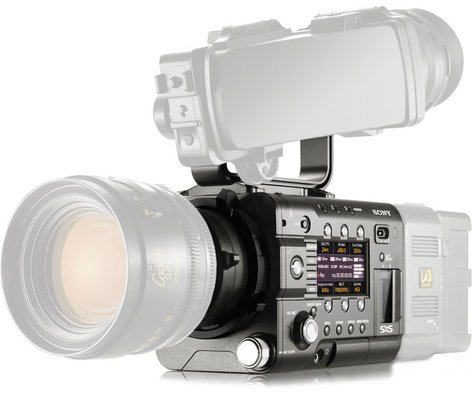 Sony PMW-F5 CineAlta 4K PMW Series HD Camcorder Body without Lens PMWF5