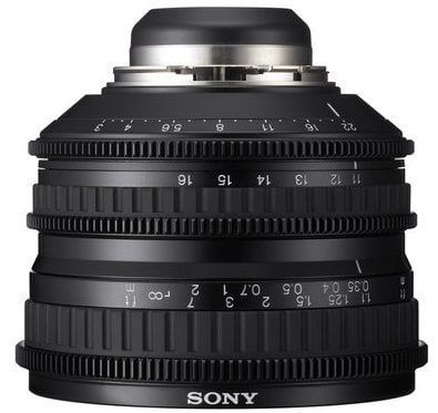 Sony SCLP11X15  1.5x Wide Angle PL Mount Zoom Lens for PMW-F3 SCLP11X15