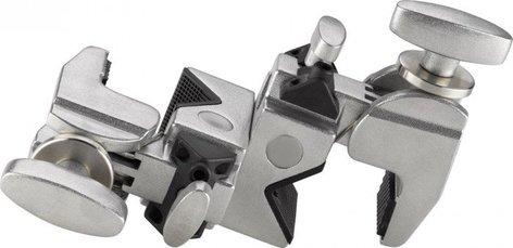 Kupo KG702512 Silver Double Convi Clamp KG702512