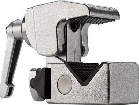 Kupo KG701712  Silver Convi Clamp with Adjustable Handle KG701712