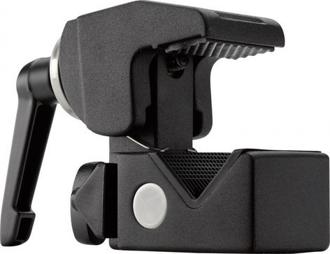 Kupo KG701511  Black Convi Clamp with Adjustable Handle KG701511