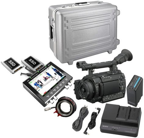 Sony PMW-F3G444 Super 35mm XDCAM EX Camera with Special Toolkit PMWF3G444