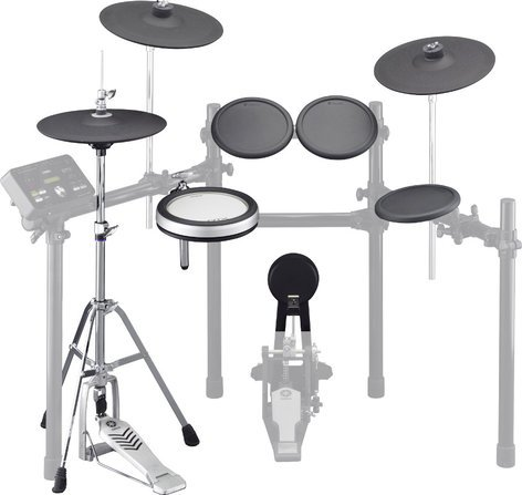Yamaha DTP532 Drum/Cymbal Set for DTX532 DTP532