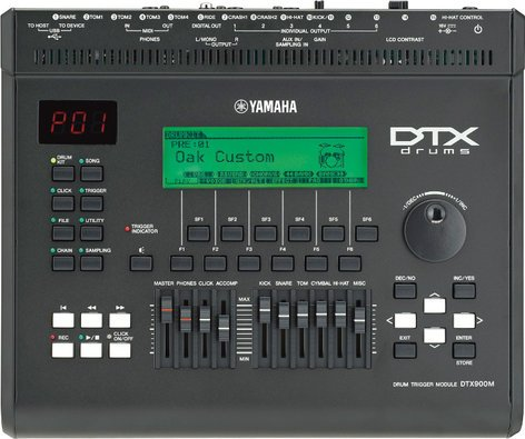 Yamaha DTX900M Drum Trigger Module for 900 Series DTX900M