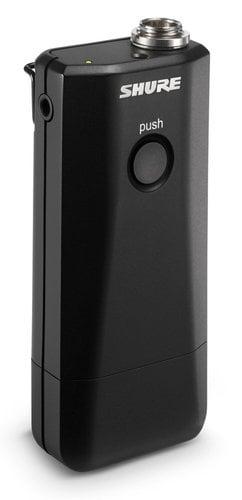 Shure MXW1 Microflex Series Wireless Bodypack Transmitter MXW1/O