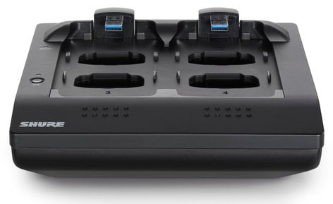 Shure MXWNCS4  Microflex Wireless 4-Channel Charging Station MXWNCS4