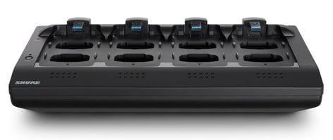 Shure MXWNCS8 Microflex Wireless 8-Channel Charging Station MXWNCS8