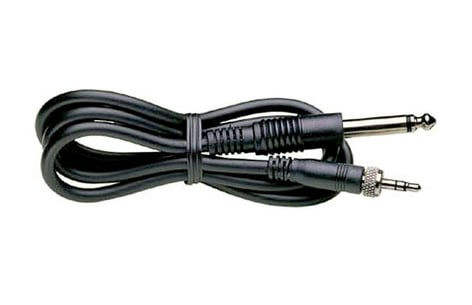 Sennheiser CI1 3.5mm Instrument Cable for Evolution Wireless Series CI1