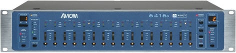 Aviom 6416o v.2 Pro64 Series 16-Channel Mic Output Module with XLR/DB25 Connectors 6416O-V.2