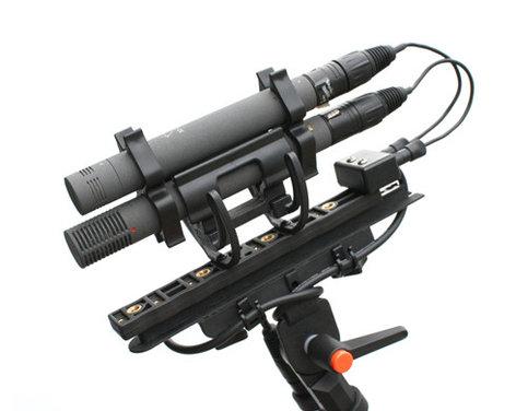 Rycote 040215-RYCOTE  Stereo Suspension with Boom Adapter 040215-RYCOTE
