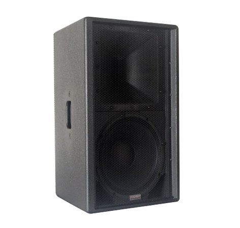 """EAW-Eastern Acoustic Wrks VFR159I 15"""" 2-Way Passive Speaker in Black VFR159I-BLACK"""