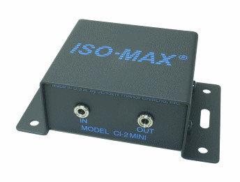 Jensen Transformers CI-2MINI 2-Channel PC Audio Ground Isolator CI-2MINI