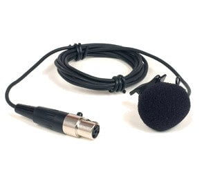 VocoPro LAVALIERE-5900  Lapel Microphone for UHF-5900 Body Pack LAVALIERE-5900