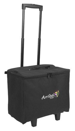 Arriba Cases ACR-16 Stackable Rolling Case AC-R16