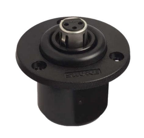 Shure A400SMXLR Microphone Shock Mount w/ XLR Connector Insert A400SMXLR