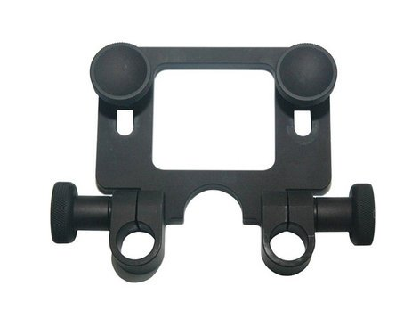 AJA Video Systems Inc KI-MINIRDNPLT  Mount Plate for Ki Pro Mini KI-MINIRDNPLT