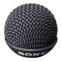 Sony ADR55B-6PK 6-Pack of Black Metal Windscreens for ECM55 Microphones ADR55B-6PK