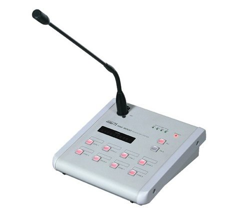 Inter-M Americas Inc RM-8000  Remote Microphone Station  RM-8000