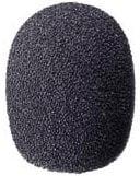 Sony ADR66B-12PK 12-Pack of Black Windscreens for ECM66 Lavalier Microphones ADR66B-12PK