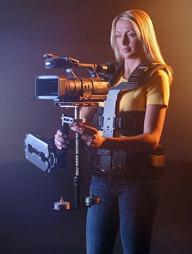 Glidecam Industries Inc. GLIDE-SS  Smooth Shooter Camera Stabilization System for Glidecam 2000 Pro or 4000 Pro GLIDE-SS