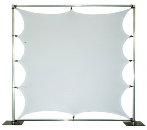 Global Truss GT-SCREEN Lycra Video Screen for Truss and Arch Systems GLOBAL-SCREEN