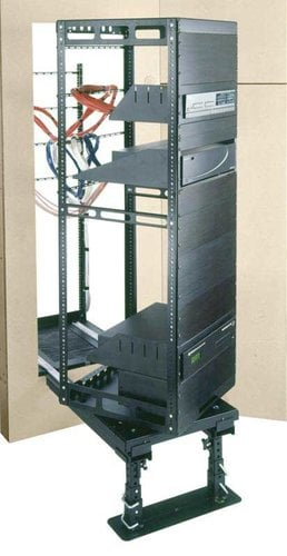Middle Atlantic Products AX-SXR-26 26-Space Rotating In-Wall Equipment Rack AX-SXR-26
