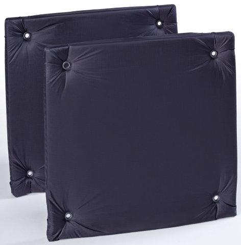 "GeerFab Acoustics MZ2424BLK 1 Pair of 24"" x 24"" Black Multi-Zorber Panels MZ2424BLK"