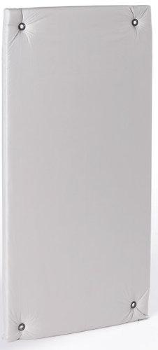 "GeerFab Acoustics MZ2448SLV 24"" x 48"" Silver Multi-Zorber Panel MZ2448SLV"