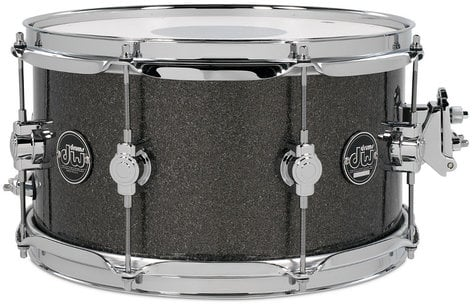 """DW DRPF0713SS 7"""" x 13"""" Performance Series Snare Drum in FinishPly Finish DRPF0713SS"""