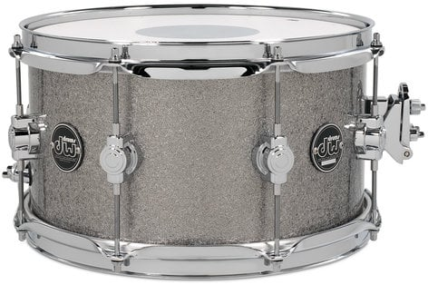 "DW DRPF0713SS 7"" x 13"" Performance Series Snare Drum in FinishPly Finish DRPF0713SS"
