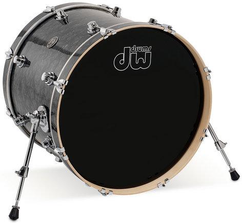 "DW DRPF1418KK 14"" x 18"" Performance Series Bass Drum in Finish Ply DRPF1418KK"