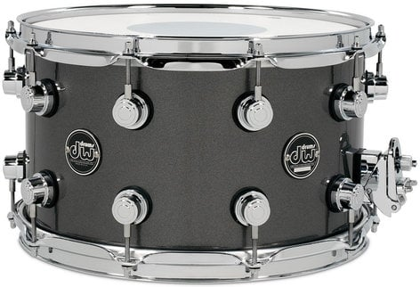 "DW DRPL0814SS 8"" x 14"" Performance Series Snare Drum in Lacquer Finish DRPL0814SS"