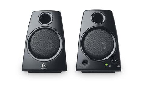Logitech Z130 5W Desktop Speaker System Z130